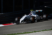 September 4-7, 2014 : Italian Formula One Grand Prix - Valtteri Bottas (FIN), Williams-Mercedes