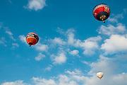 Luchtballonnen bij Breda<br /> <br /> Air balloons nearby Breda