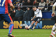 Bolton Wanderers Midfielder, Jay Spearing (8)  during the The FA Cup 3rd round match between Bolton Wanderers and Crystal Palace at the Macron Stadium, Bolton, England on 7 January 2017. Photo by Mark Pollitt.