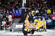 A X Armani Exchange Olimpia Milano - Pallacanestro Cantu\<br /> Basket Serie A LBA 2019/2020<br /> Milano 05 January 2020<br /> Foto Mattia Ozbot / Ciamillo-Castoria