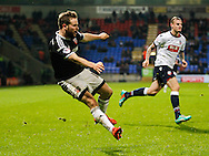 Alan Judge of Brentford during the Sky Bet Championship match between Bolton Wanderers and Brentford at the Macron Stadium, Bolton<br /> Picture by Mark D Fuller/Focus Images Ltd +44 7774 216216<br /> 30/11/2015