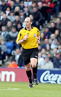 Photo: Mark Stephenson/Richard Lane Photography. <br /> West Bromwich Albion v Watford. Coca-Cola Championship. 12/04/2008. Referee Mr M Dean
