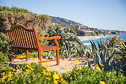 Treasure Island Park in Laguna Beach Looking South