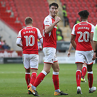 Rotherham United VS Scunthorpe United, New York Stadium Rotherham, Saturday 14th October 2017 <br />