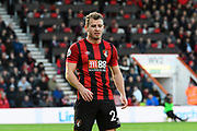 Ryan Fraser (24) of AFC Bournemouth during the Premier League match between Bournemouth and Watford at the Vitality Stadium, Bournemouth, England on 12 January 2020.