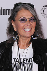 PASADENA, CA - JANUARY 8: Roseanne Barr at Disney ABC Television Group's TCA Winter Press Tour 2018 at the Langham Hotel in Pasadena, California on January 8, 2018. 08 Jan 2018 Pictured: Roseanne Barr. Photo credit: DE/MPI/Capital Pictures / MEGA TheMegaAgency.com +1 888 505 6342