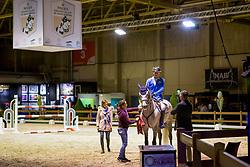 Ahlmann Christian, GER, Clintrexo Z<br /> Indoor Brabant 2018<br /> © Sharon Vandeput<br /> 11/03/18