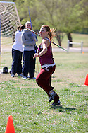 Ray Vaughn Track Meet.April 8, 2006