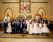 Rathgarogue Communion 2017