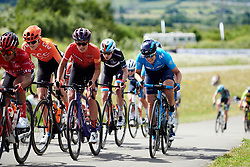 Alicia Gonzalez (ESP) at Stage 2 of 2019 OVO Women's Tour, a 62.5 km road race starting and finishing in the Kent Cyclopark in Gravesend, United Kingdom on June 11, 2019. Photo by Sean Robinson/velofocus.com