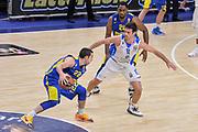 DESCRIZIONE : Eurolega Euroleague 2015/16 Group D Dinamo Banco di Sardegna Sassari - Maccabi Fox Tel Aviv<br /> GIOCATORE : Taylor Rochestie Lorenzo D'Ercole<br /> CATEGORIA : Palleggio Blocco<br /> SQUADRA : Dinamo Banco di Sardegna Sassari<br /> EVENTO : Eurolega Euroleague 2015/2016<br /> GARA : Dinamo Banco di Sardegna Sassari - Maccabi Fox Tel Aviv<br /> DATA : 03/12/2015<br /> SPORT : Pallacanestro <br /> AUTORE : Agenzia Ciamillo-Castoria/L.Canu
