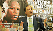 "Pay-Per-View King Floyd ""Money"" Mayweather shoots for global domination with September 17 Bout.<br />