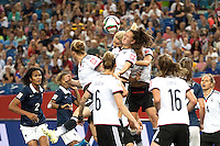 Action - 26.06.2015 - Allemagne / France - 1/4Finale Coupe du Monde 2015 -Montreal<br />