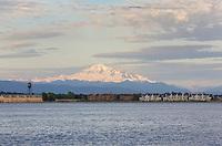 Mount Baker, and Semiahmoo Resort. Semiahmoo Bay Blaine, Washington