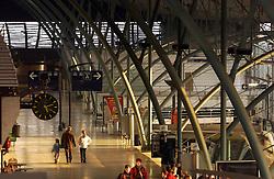 LILLE , FRANCE - Lille-Europe International train station. (Photo © Jock Fistick)