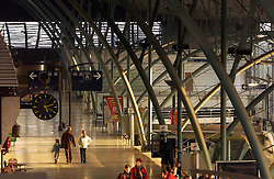 LILLE , FRANCE - Lille-Europe International train station. (Photo © Jock Fistick)
