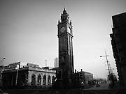 Albert Memorial Clock, Queenís Square, Belfast City ñ 1869
