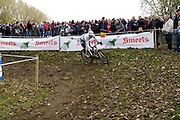 Friday 1 November 2013: Action from the Koppenbergcross 2013 event. Copyright 2013 Peter Horrell
