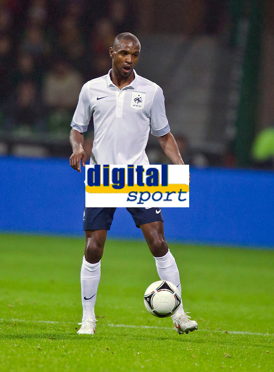 FOOTBALL - FRIENDLY GAME 2011/2012 - GERMANY v FRANCE  - 29/02/2012 - PHOTO DPPI - ERIC ABIDAL (FRA)