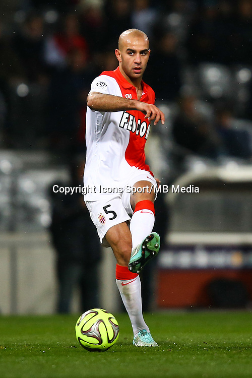 Aymen Abdennour - 05.12.2014 - Toulouse / Monaco - 17eme journee de Ligue 1 -<br />