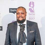 NLD/Hilversum//20170306 - uitreiking Buma Awards 2017, Yerry Rellum