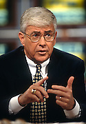 Rep. Jack Kemp on NBC's Meet the Press October 6, 1996 in Washington, DC.