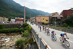at Giro Rosa 2018 - Stage 5, a 122.6 km road race starting and finishing in Omegna, Italy on July 10, 2018. Photo by Sean Robinson/velofocus.com