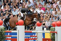 Guerdat Steve, (SUI), Corbinian<br /> Rolex Grand Prix<br /> CHIO Aachen 2016<br /> © Hippo Foto - Dirk Caremans<br /> 17/07/16