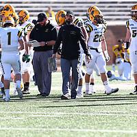 Football: University of Mary Hardin-Baylor Crusaders vs.  Golden Eagles