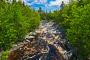 Northwest Arm Brook, Near Sherbrooke, Nova Scotia, Canada