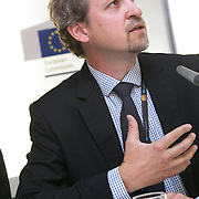 03 June 2015 - Belgium - Brussels - European Development Days - EDD - Growth - Ideas to impact-Innovation prizes for development - Lars Otto Naess<br /> Climate Change Adaptation Theme Leader , Institute of Development Studies © European Union