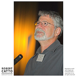 Barrie Osborne at the Spada Conference 2005: Small Country, Big Picture at the Intercontinental Hotel, Wellington, New Zealand.