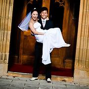 Jasmine & Raymond | Pre-Wedding | 20091011