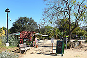 Nature And Visitor Center At The Fullerton Arboretum