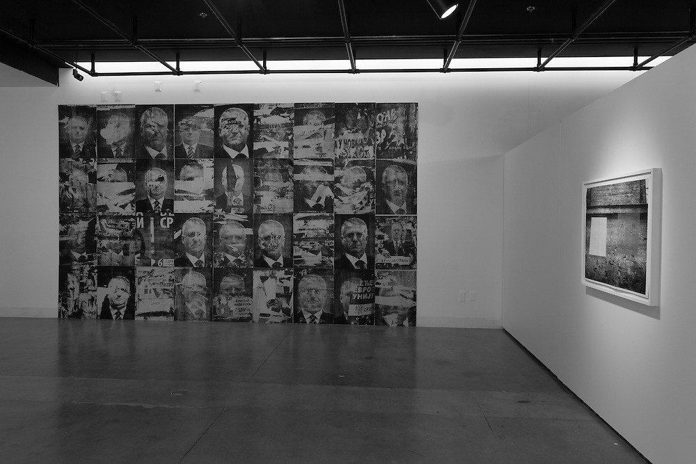 """A Master of Fine Arts Exhibition by Galen Gibson-Cornell entitled """"Invisible Cities"""""""