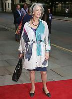 Maureen Lipman, Tanguera - Opening Night, Sadler's Wells Theatre, London UK, 20 July 2017, Photo by Brett D. Cove