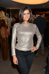 LUCY VERASAMY at a screening of Paramount Pictures 'Allied' hosted by Rosie Nixon of Hello! Magazine at The Bulgari Hotel, 171 Knightsbridge, London on 23rd November 2016.