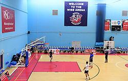- Photo mandatory by-line: Alex James/JMP - 15/12/2018 - BASKETBALL - SGS Wise Arena - Bristol, England - Bristol Flyers v Manchester Giants - British Basketball League Championship