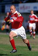 09.05.1999.Veikkausliiga / Finnish League..Ville Lehtinen - FC Jazz Pori.©Juha Tamminen