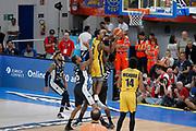 Zurich Connect Supercoppa 2018-2019<br /> Lega Basket Serie A<br /> Brescia 29/09/2018<br /> Foto Ciamillo & Castoria
