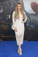 Tallia Storm, Alice Through The Looking Glass - European film premiere, Leicester Square gardens, London UK, 10 May 2016, Photo by Richard Goldschmidt