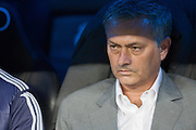 Jose Mourinho in the 100th win as a Real Madrid coach