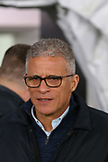 Northampton Town manager Keith Curle during the The FA Cup match between Derby County and Northampton Town at the Pride Park, Derby, England on 4 February 2020.