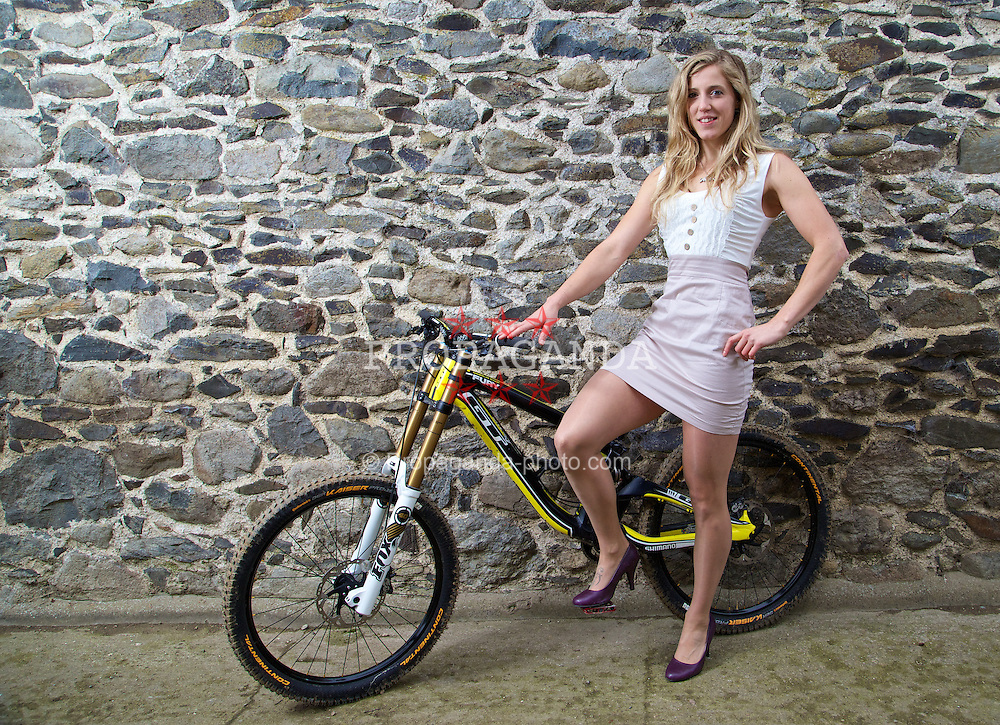 Mountain Biker Rachel Atherton