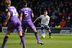 Caolan Lavery of Bury in action - Mandatory by-line: JMP - 04/05/2019 - FOOTBALL - Gigg Lane - Bury, England - Bury v Port Vale - Sky Bet League Two