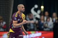 Nicolas Claire - 26.04.2015 - Handball - Nantes / Paris Saint Germain - Finale Coupe de France-  <br /> Photo : Andre Ferreira / Icon Sport