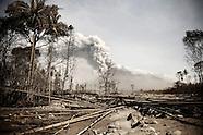Mt Merapi 2010