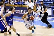 DESCRIZIONE : Capo dOrlando Lega A 2015-16 Betaland Orlandina Acqua Vitasnella Cantu<br /> GIOCATORE : Zoltan Perl<br /> CATEGORIA : Palleggio Penetrazione<br /> SQUADRA : Betaland Orlandina Basket<br /> EVENTO : Campionato Lega A Beko 2015-2016 <br /> GARA : Betaland Orlandina Acqua Vitasnella Cantu<br /> DATA : 04/10/2015<br /> SPORT : Pallacanestro <br /> AUTORE : Agenzia Ciamillo-Castoria/G.Pappalardo<br /> Galleria : Lega Basket A Beko 2015-2016<br /> Fotonotizia : Capo dOrlando Lega A Beko 2015-16 Betaland Orlandina Basket Acqua Vitasnella Cantu
