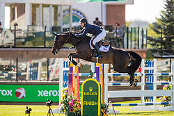 Jacobs Charlie, USA, Brainpower<br /> Spruce Meadows Masters - Calgary 2019<br /> © Dirk Caremans<br />  04/09/2019