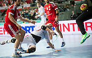 World Cup Handball: Hungary - Poland